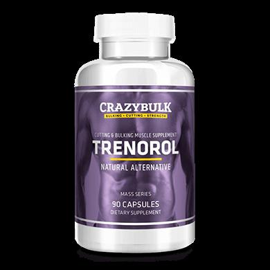 Trenorol (Тренорол) — капсулы для роста мышц