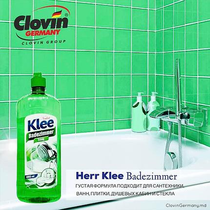 Klee Badezimmer Essig, средство для уборки ванных комнат, 1л, фото 2