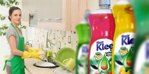 Herr Klee C. G. Silver Line средство для мытья посуды, фото 2