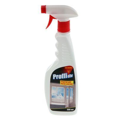 Proffidiv для мытья пластика 500 мл, фото 2