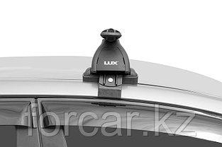 Багажная система LUX с дугами 1,1м аэро-классик (53мм) для Hyundai Accent (Solaris) Sedan 2010-2016, фото 2