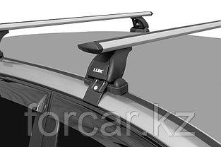 "Багажная система ""LUX"" с дугами 1,3м аэро-трэвэл (82мм) для а/м Hyundai Starex H-1 2007+, фото 2"