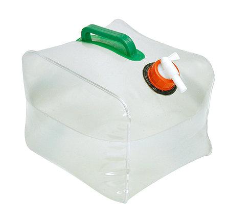 Канистра для воды складная 15 л Ликвидация склада с летними товарами, фото 2