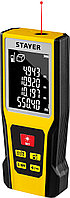 Лазерный дальномер, Stayer Professional, дальность 60 метров, 5 функций
