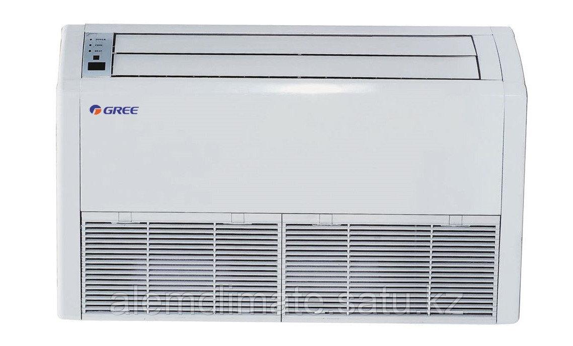 Кондиционер напольно-потолочный GREE-36 R410A: GU100ZD/A1-K/GU100W/A1-M (до 100м2.)