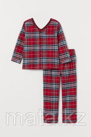 Пижама мужская фланель, фото 2