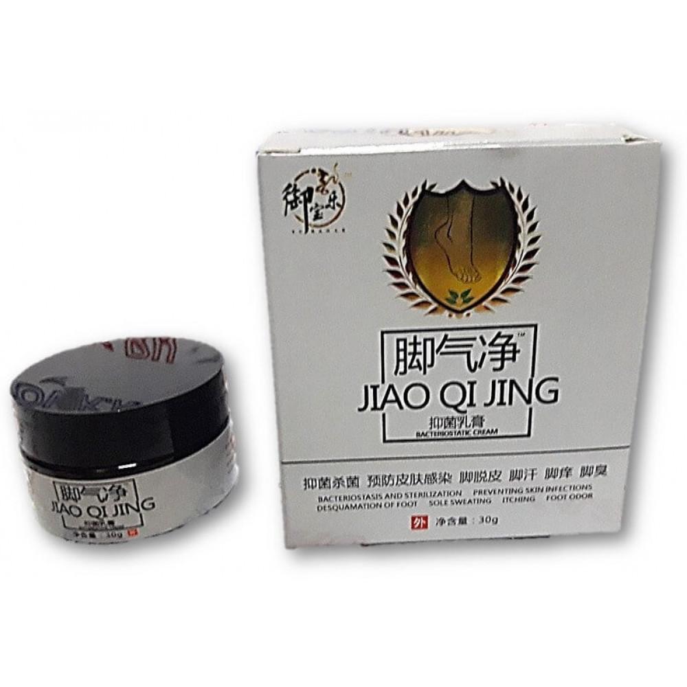 Мазь для ног бактериостатическая Jiao qi jing