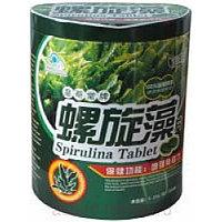 Натуральная cпирулина 1000 таблеток