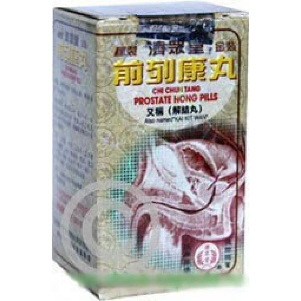 Капсулы от простатита Chi Chun Tang