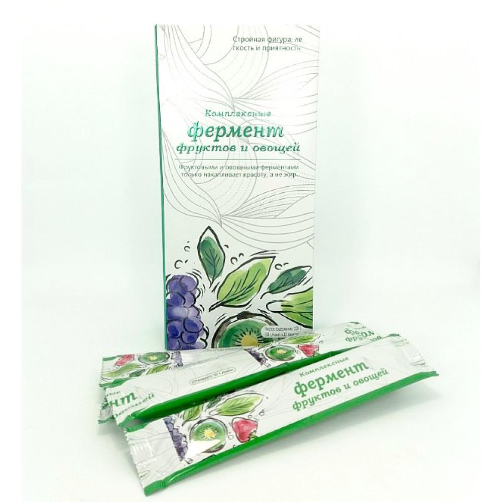 Фермент фруктов и овощей-препарат для похудения