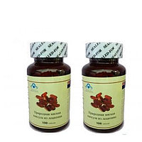 Природная мягкая капсула из лецитина, 100 капсул