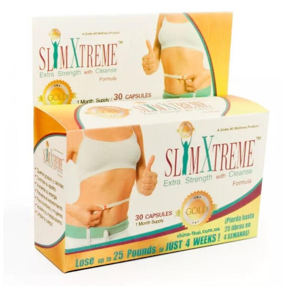 Slim Xtreme Gold - препарат для похудения