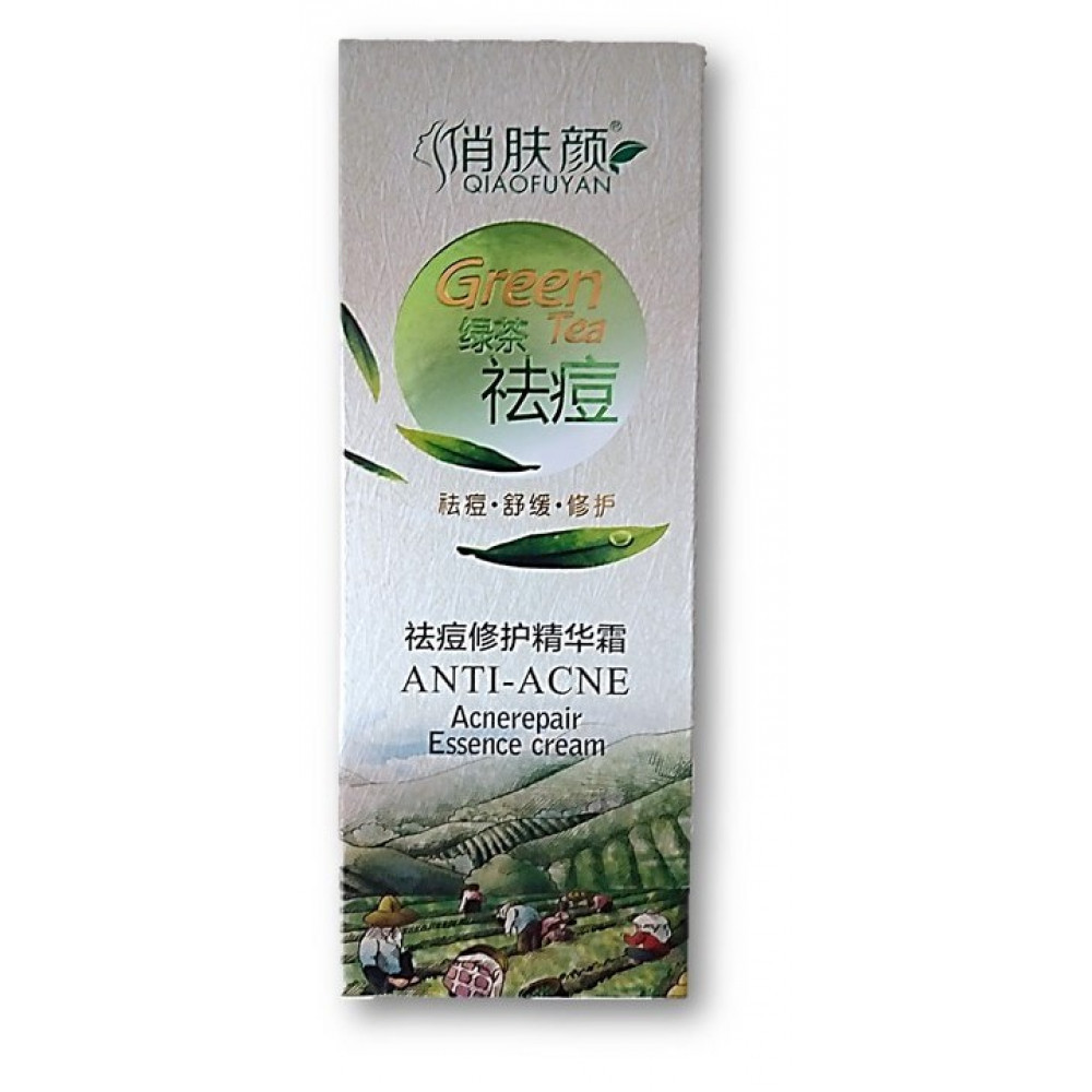 Эссенция от угрей зеленый чай
