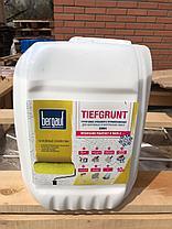 TIEFGRUNT (Тифгрунт), *Морозостойкая Грунтовка глубокого проникновения для наруж. и внут. работ, 10 л, фото 2