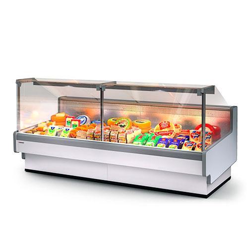 Холодильная витрина Aurora Slim SQ 125 кондитерская