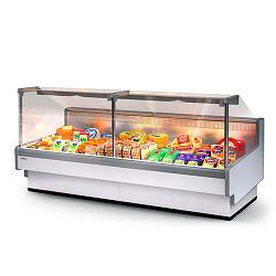 Холодильная витрина Aurora Slim SQ 190 кондитерская
