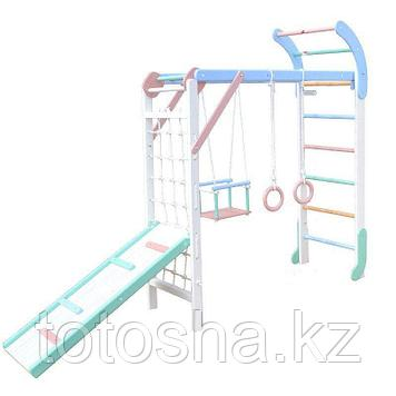 Детский спортивный комплекс Appollo Pegasus (радужный)