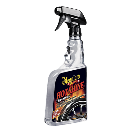 Спрей для чернения шин с блеском - Meguiar's Hot Shine Tire Spray 709 мл