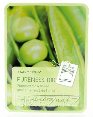 Тканевая маска с растительной плацентой от Tony Moly