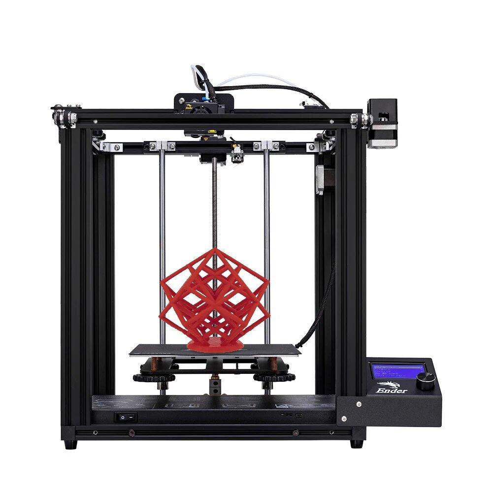 3D принтер Creality Ender-5 (220*220*300 mm)
