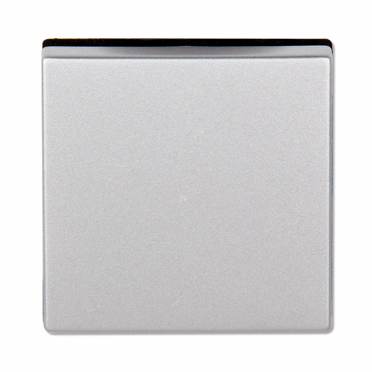Клавиша для выключателя или кнопки (алюминий)