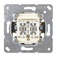 Выключатель10АХ, 250V сдвоенный
