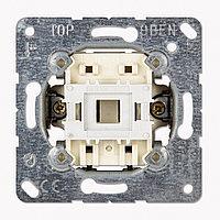 Выключатель10АХ, 250V однополюсный, с возможностью установки лампочки (арт. 90)