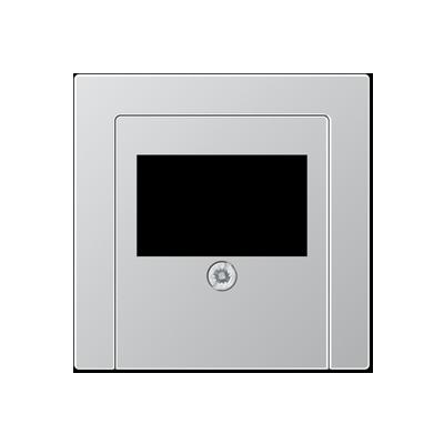 Крышка для аудиорозеток/USB розеток (алюминий)