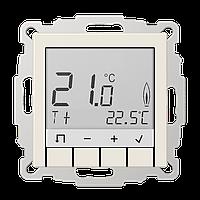 Регулятор температуры воздуха с таймером (слоновая кость)