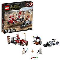 LEGO Star Wars 75250 Конструктор ЛЕГО Звездные войны Погоня на спидерах