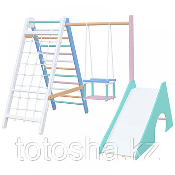 Детский игровой комплекс Appollo Sofia (радужная)