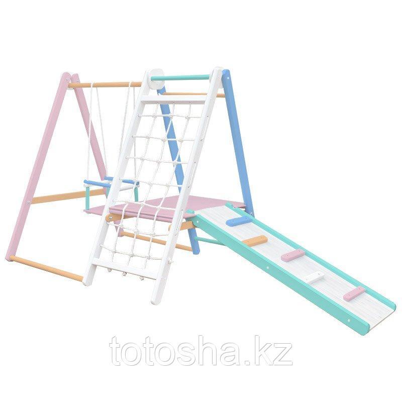 Детский игровой комплекс Appollo Yasmin (радужный)