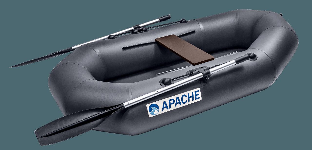 Надувная лодка Apache 220 графит