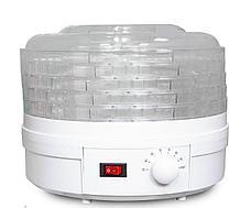 Сушилка для продуктов с терморегулятором Фуддегидратор Ликвидация склада с летними товарами, фото 3