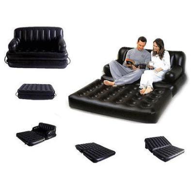Надувной диван 5 in 1 Sofa bed (Софа Бэд). Черная пятница!