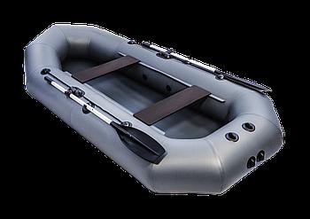 Надувная лодка Apache 280 графит