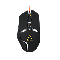Игровая проводная программируемая мышь CANYON Tantive (Black)