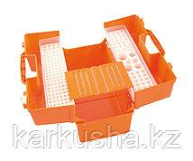 Укладки врача скорой медицинской помощи серии УМСП-01-П (Габаритные размеры, мм: 520х310х390) (без вложений)