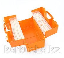 Укладки врача скорой медицинской помощи серии УМСП-01-Пм/2 (Габаритные размеры, мм: 440х252х340)