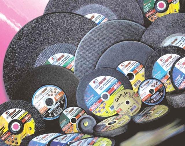 Отрезные и шлифовальные диски Луга Абразив