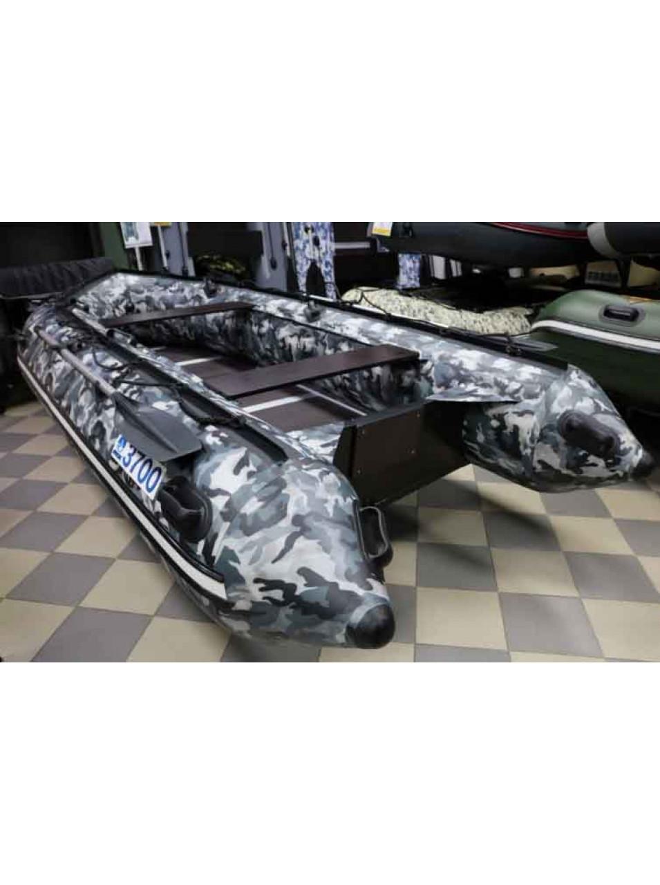 Лодка Apache 3700 СК барс