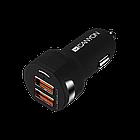 Двойное автомобильное зарядное USB-устройство Canyon (CNE-CCA04B)