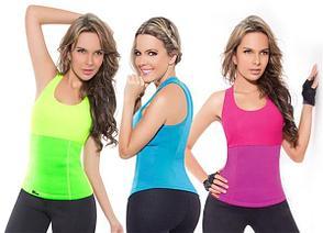 Майка для похудения Hot Shapers - размер S, цвет розовый. Черная пятница!, фото 3