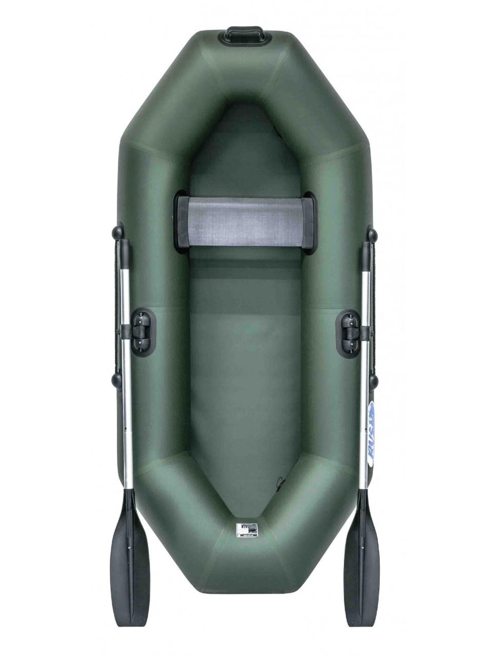Лодка RUSH 230 зелёный