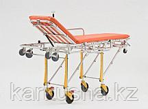 Тележка-каталка для скорой помощи YDC-3A02 со съемными носилками