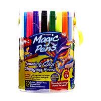 Волшебные фломастеры Magic pens Осенний ценопад