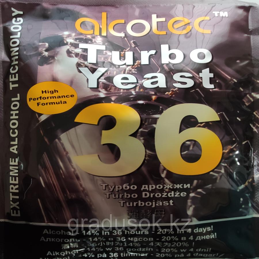 Дрожжи спиртовые Alcotec 36 Turbo Classic