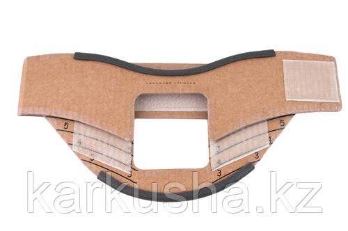 Шина-воротник для взрослых (4-размерная) однократного применения ШТИвв-02