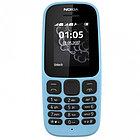 Мобильный телефон Nokia 105 TA-1174 DS, Blue(034847)