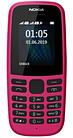 Мобильный телефон Nokia 105 TA-1174 DS, Pink(035721)